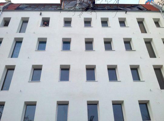 Gürtelstraße_Fassade