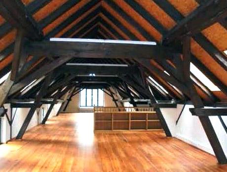 Zeuthen Haus_Dachboden
