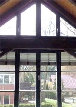 Zeuthen Haus_Fensterfront