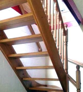 Zeuthen Haus_Treppe